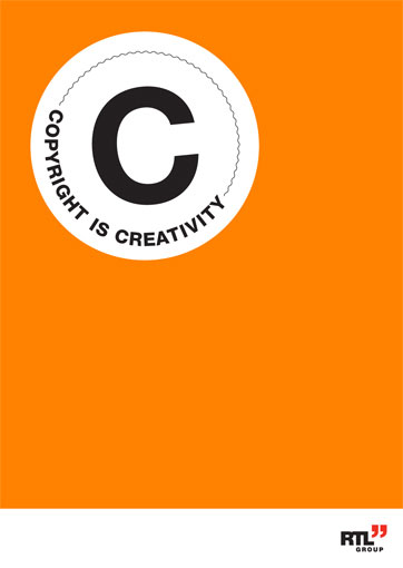 Copyright is creativity